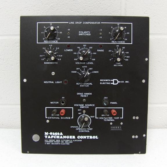 M0356A-Tapchanger